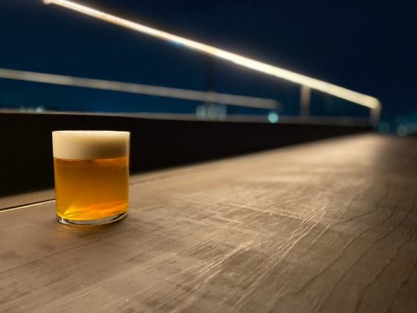 ビールカクテル